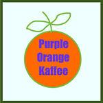 Purple Orange Kaffee
