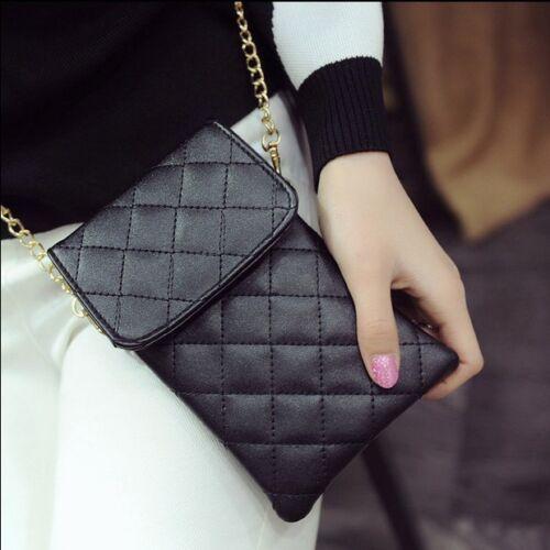 Handbag Purse Coin Wallet Pouch Cell Phone Crossbody Shoulde