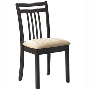 Chairs galore, dining or counter height, NEW in boxes, from $79