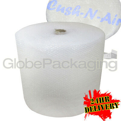 500mm x 2 x 100m ROLLS OF BUBBLE WRAP 200 METRES 24HRS