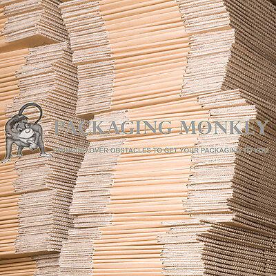 20 x MAILING CARDBOARD BOXES 12x9x5