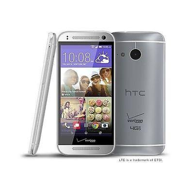 HTC One REMIX 6515 16GB Android SmartPhone SILVER Verizon + GSM UNLOCKED