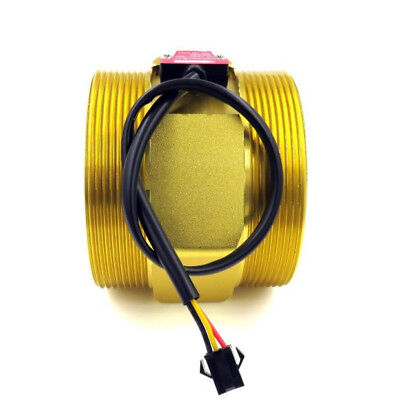 G 3 Inch Dn80 Water Flow Flowmeter Counter Hall Sensor Switch Meter 30-500lmin