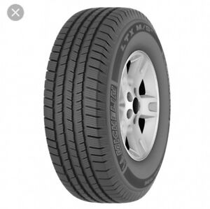 Michelin LTX 265 70R 17 tires