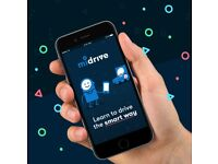 Midrive - 50% Off Your First 2 Driving Lessons, Anywhere in the UK