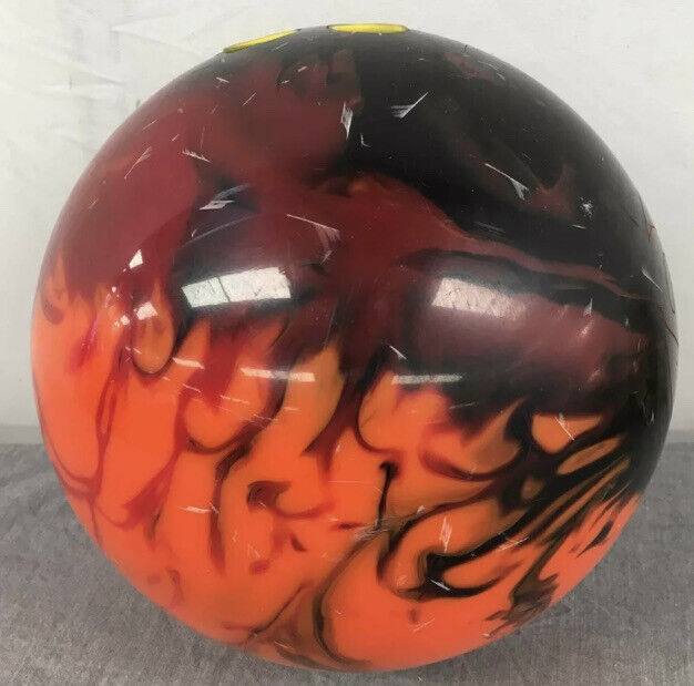 VTG Columbia 300 Made in USA Bowling Ball 14lbs