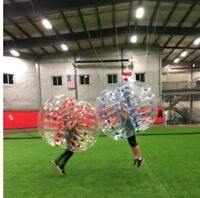 Bubble Soccer Rentals and Parties!
