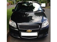 £1095 - CAR FOR SALE - Chevrolet Aveo 1.2S 'VERY LOW MILEAGE CAR'