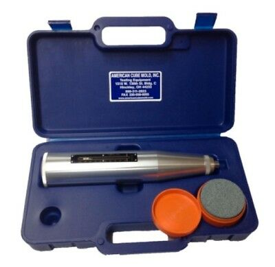 Acm American Cube Mold Concrete Strength Tester Test Hammer - Acm-ht225