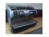 Restaurant coffee machine Italian