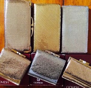 WANTED: gold/silver Glomesh wallet Wooloowin Brisbane North East Preview