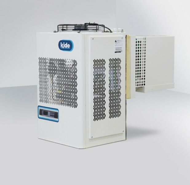 Refrigeration Monoblock Chiller - Wall Mounted Refrigeration Unit - All in One - Single Phase - Plug