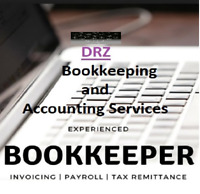 Bookkeeper accepting new clients!