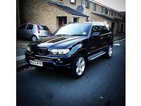 BMW X5 3.0 D facelift sat Nav tv quick sale cheap