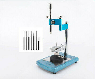Dental Lab Equipment Parallel Surveyor Visualizer Spindle Device With 7 Spindles