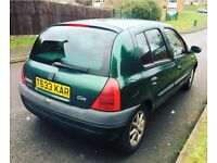 Clio AUTOMATIC 10 Month Mot very good runner