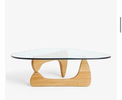 Genuine -  Vitra Noguchi Coffee Table -  Ash - Ex John lewis display table.