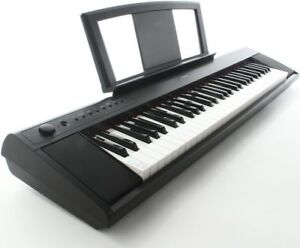 Yamaha NP-11 Portable Electric Keyboard + Stand