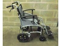 Ultra lightweight wheelchair I-Go Airrex LT Transit Careco
