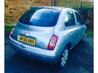 Micra AUTOMATIC 06 12Month Mot Low Milage 86k