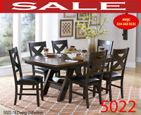dining  kitchen sets, 5022-78 dining