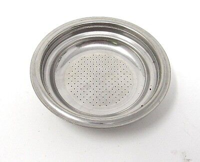 Krups Espresso Pods - Krups Metal Pod Filter Basket XP2010 Espresso Coffee Machine Maker (A3)