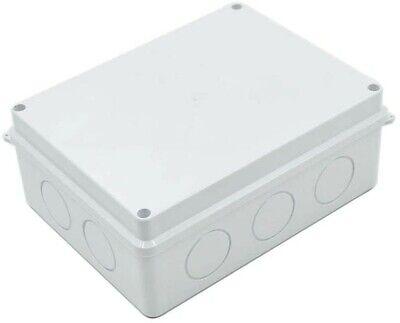 Ip65 Sealed Waterproof Junction Box Plastic Electric Enclosure Case 200x155x80mm