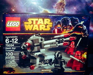 LEGO Star Wars Death Star Troopers 75034 BRAND NEW IN BOX