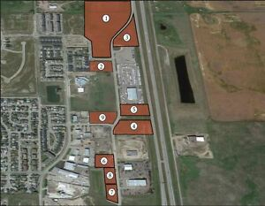 Industrial Lots For Sale In High River, as low as $175K per Acre