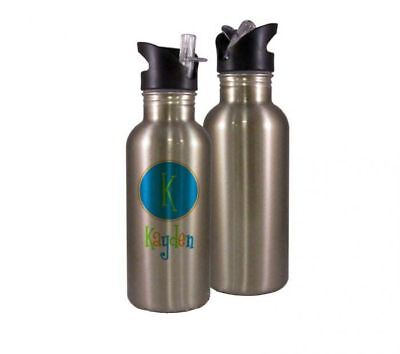 Personalized Custom Photo Printed Gift Stainless Steel Water Bottle Logo Name - Photo Water Bottle