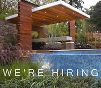 **LABOURERS/INSTALLERS FOR POOL COMPANY**