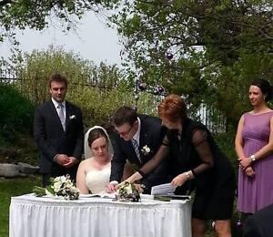 Kingston Officiant for Weddings, Renewal of Vows, Child Namings Kingston Kingston Area image 2