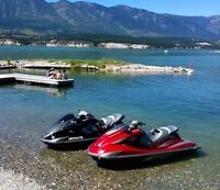 2009 Yamaha waverunners supercharged!