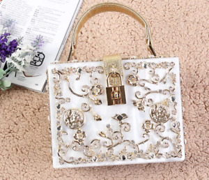 Designer evening bags and clutches