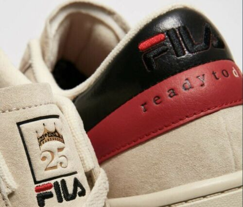 Fila Tennis 88 Notorious Biggie Small Ready To Die 1TM00619 25th Anniver Size 9