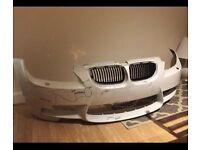 BMW M3 GENUINE FRONT BUMPER E92 2007-2011