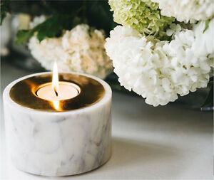 Marble and Gold Votives for Hire Rosanna Banyule Area Preview