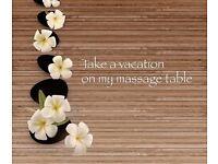 Relaxing full body massage in Norwich