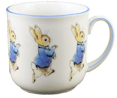Reutter Porcelain Beatrix Potter Peter Rabbit China Mug in box  23140