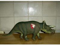 1993 Jurassic Park Triceratops