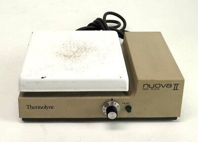Barnstead Thermolyne Nuova Ii Hot Plate Hp18325