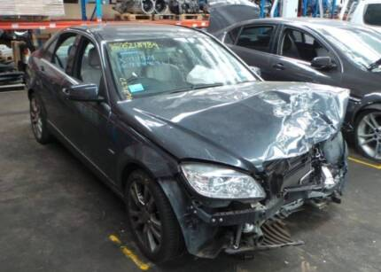 WRECKING 2010 MERCEDES C CLASS 1.8 AUTOMATIC SEDAN (C23096) Lansvale Liverpool Area Preview