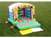 Bouncy Castle Hire Entertainment Kids Birthday Parties Christening Communion