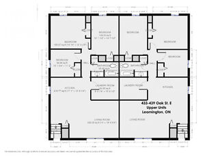 Cash Flowing Income Property: $529,000.  Potential 8% Cap Rate Windsor Region Ontario image 3