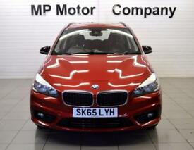 2015 65 BMW 2 SERIES 1.5 218I SPORT GRAN TOURER 5D 134 BHP 6SP 7 SEATER MPV,