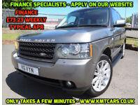 2010 Land Rover Range Rover 4.4TD V8 Auto Vogue - Full Service Hist - KMT Cars