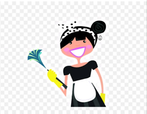 Old fashioned maid service