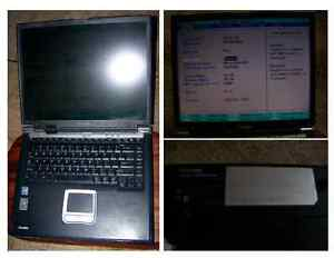 Lot of 9 OLD Parts Laptops and Laptop Accessories London Ontario image 5