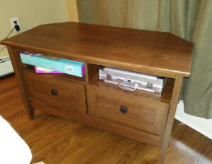 TV / Entertainment Cabinet ( corner or flat wall ) Price Reduced
