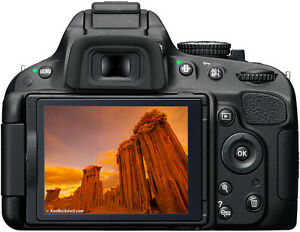 NIKON D5100 Complete Camera Package